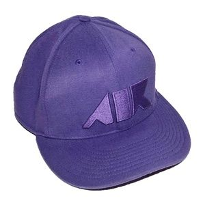 Nike Air 643 Flex Hat Ball Cap Checkered Lining OS